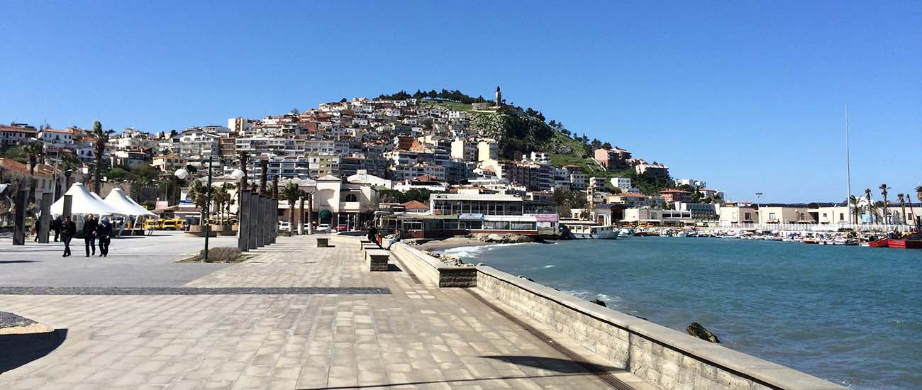 Kusadasi Turkey Cruise Port Of Call Cruisebe