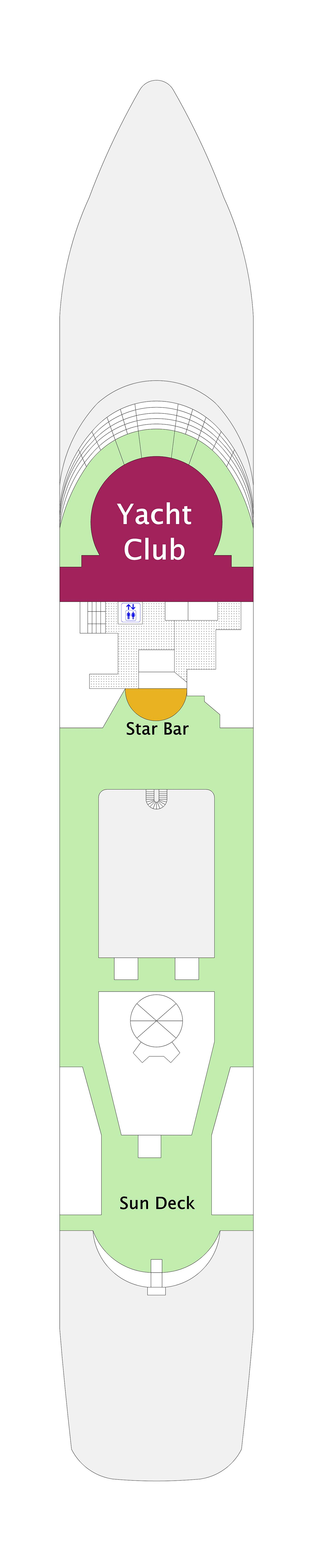 Star Breeze deck plan 8