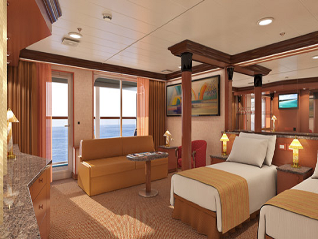 Carnival Cruise Suites