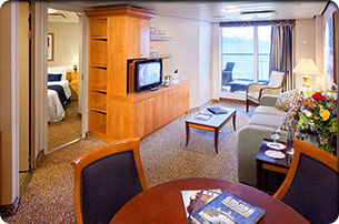 Brilliance Of The Seas Two Bedroom Suite With Balcony Room
