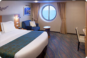 Serenade Of The Seas Accessible Large Ocean View Stateroom
