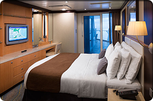 Allure Of The Seas Aquatheater Suite With Balcony Deck 9