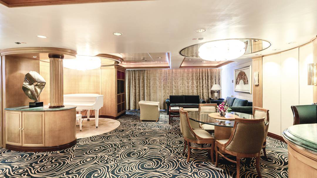Marella Discovery Premier Royal Suite Cabin With Balcony
