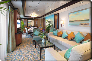 Liberty Of The Seas Presidential Family Suite Room Cruisebe