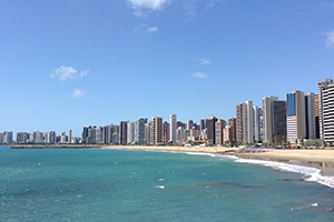 Fortaleza, Brazil cruise port of call