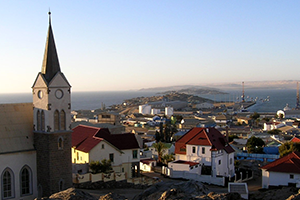 Luderitz, Namibia cruise port of call