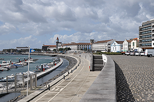 Ponta Delgada, Azores cruise port of call