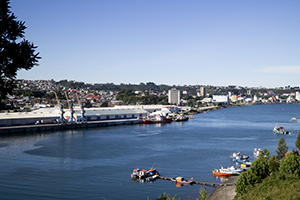 Puerto Montt, Chile cruise port of call