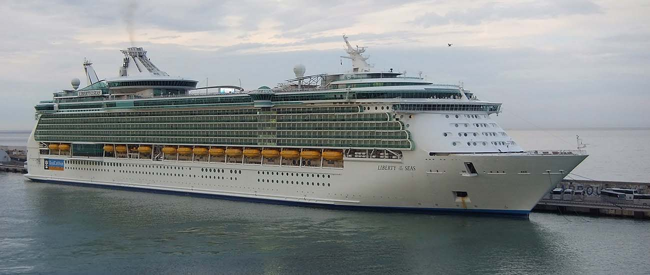 Liberty of the Seas © Stephen & Katherine/Flickr/CC BY 2.0
