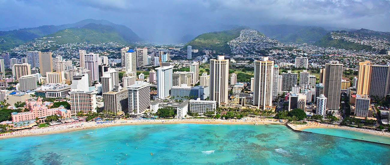 Waikiki © Edmund Garman/Flickr/CC BY 2.0