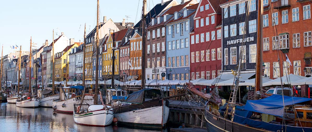 Copenhagen © Roman Boed/Flickr/CC BY 2.0