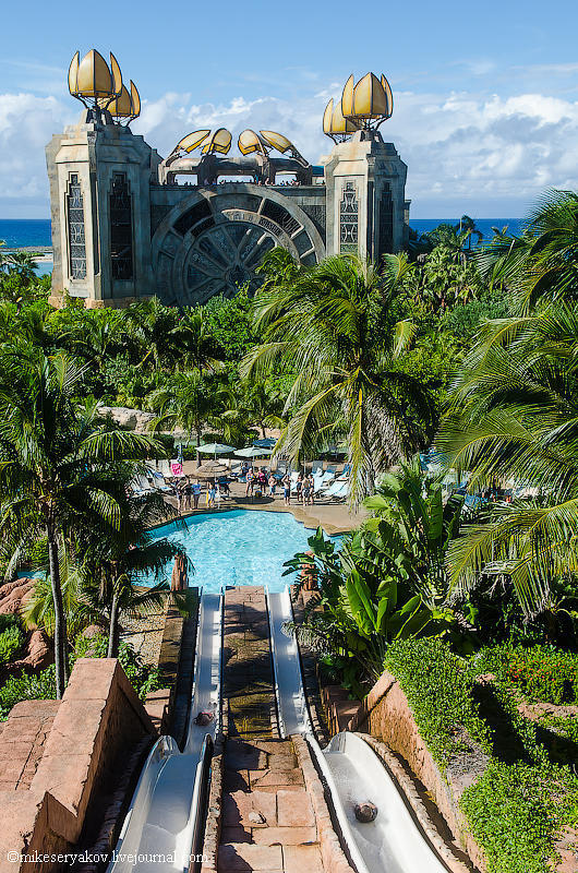 This Was The Water Park At The U0027Atlantis Hotelu0027, About Which We Had Heard  Several Great Reviews. I Couldnu0027t Spend More Than Hours, Alas I Became  Bored, ...
