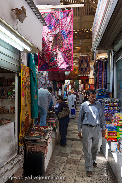 The Omani Market Muttrah (Muscat) | CruiseBe