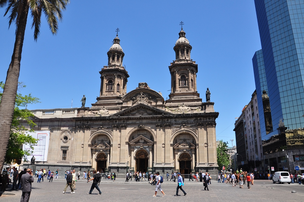 santiagoj iahistory Find out about the history of santiago de compostela and theconnection with the apostle saint james that has led to it becoming a city of holy pilgrimage for christians.