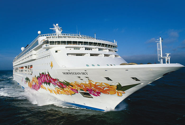 Norwegian Sky Is Ready To Take You To Cuba Cruisebe