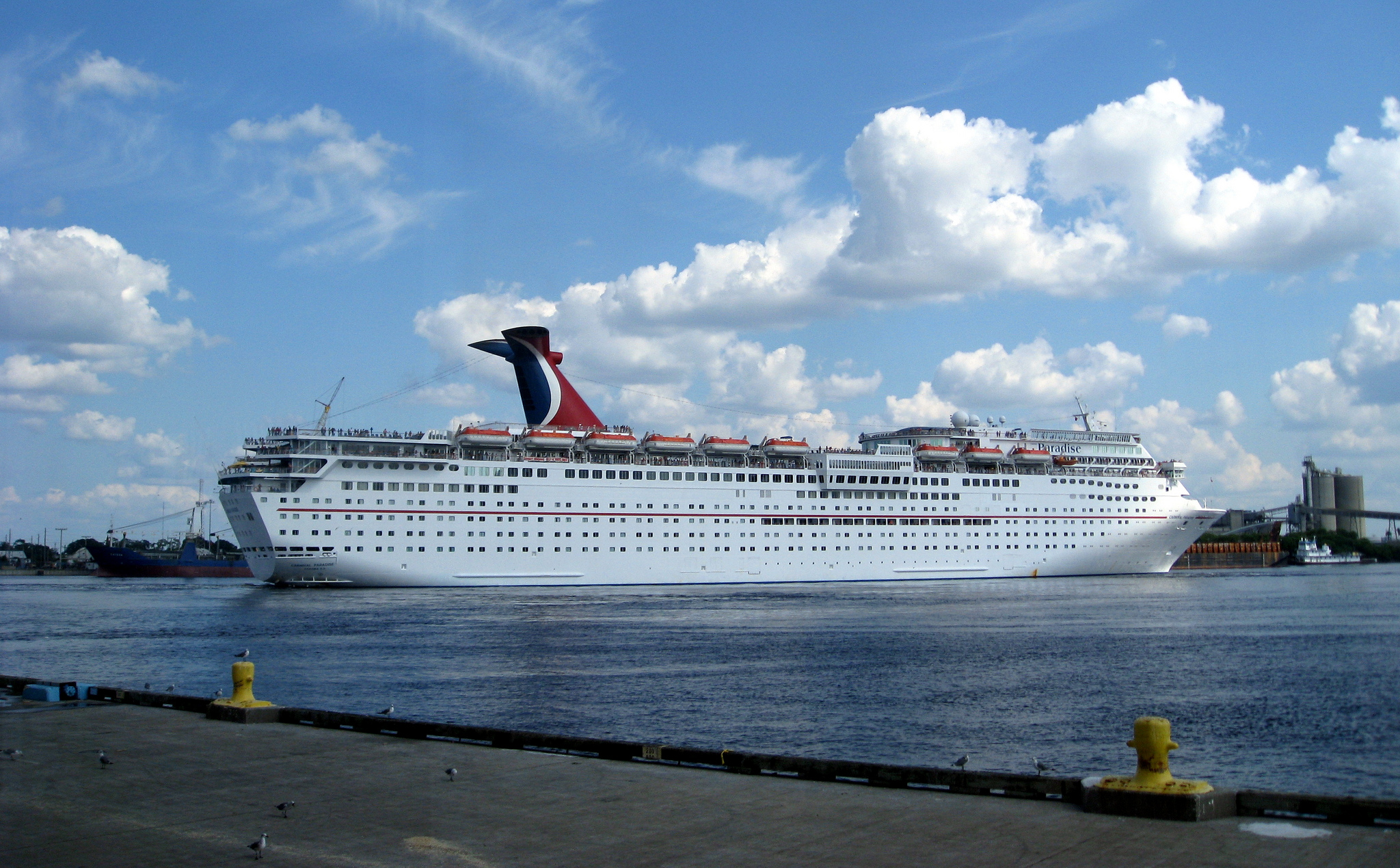 carnival old cruise ships for sale