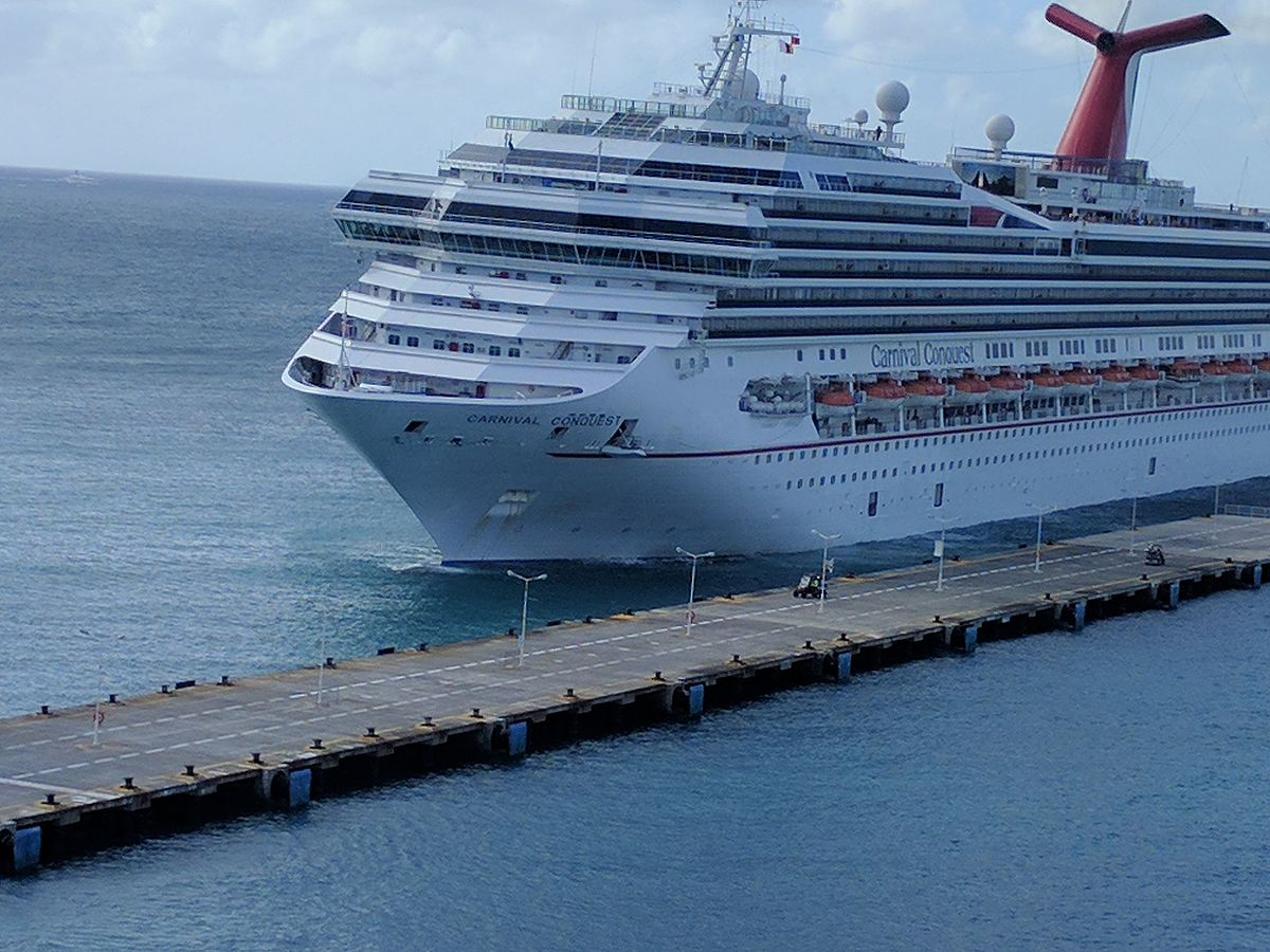 Facts You Probably Did Not Know About Carnival Conquest CruiseBe - Azura cruise ship wiki
