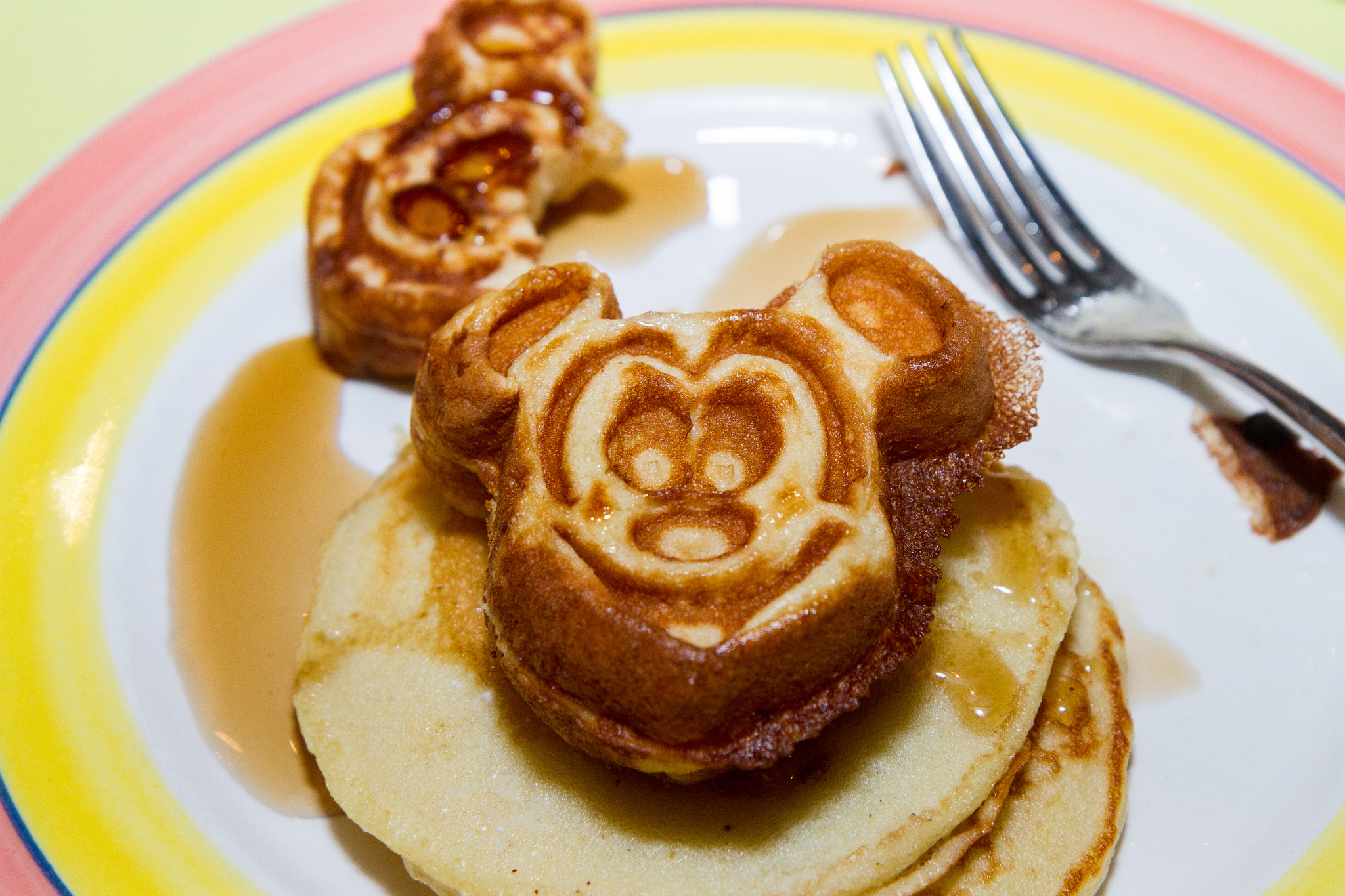 Disney Cruise Food