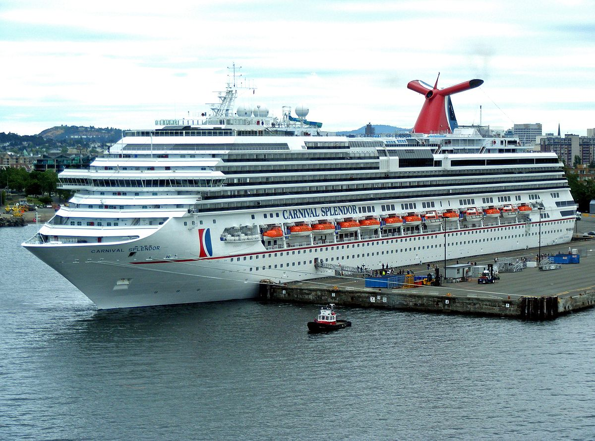 Carnival Splendor Remains In Carnival Fleet And Golden Princess Joins Pamp