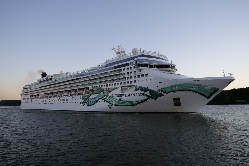 Norwegian Jade cruise ship