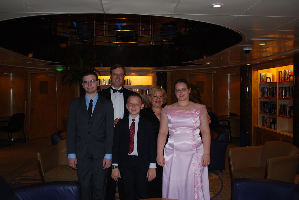 explorer of the seas formal night