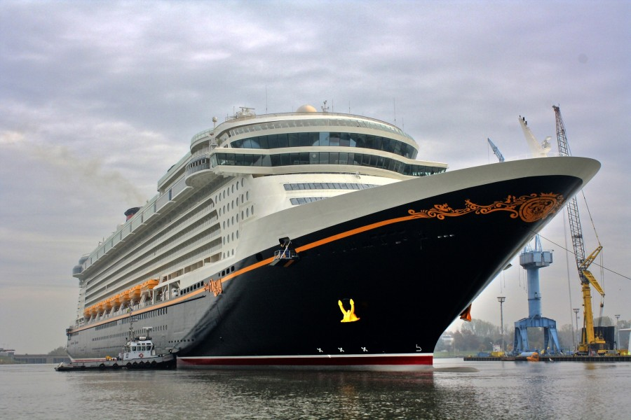 disney cruise line facts