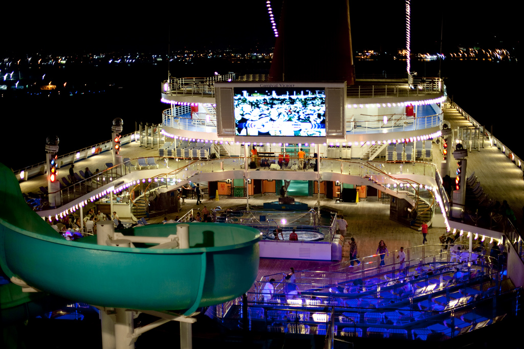 10 Most Exciting Things To Do On Carnival Victory