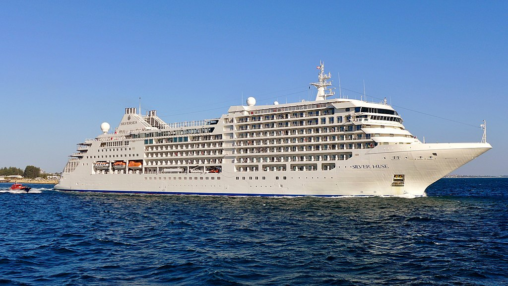 Silversea Cruises Fleet