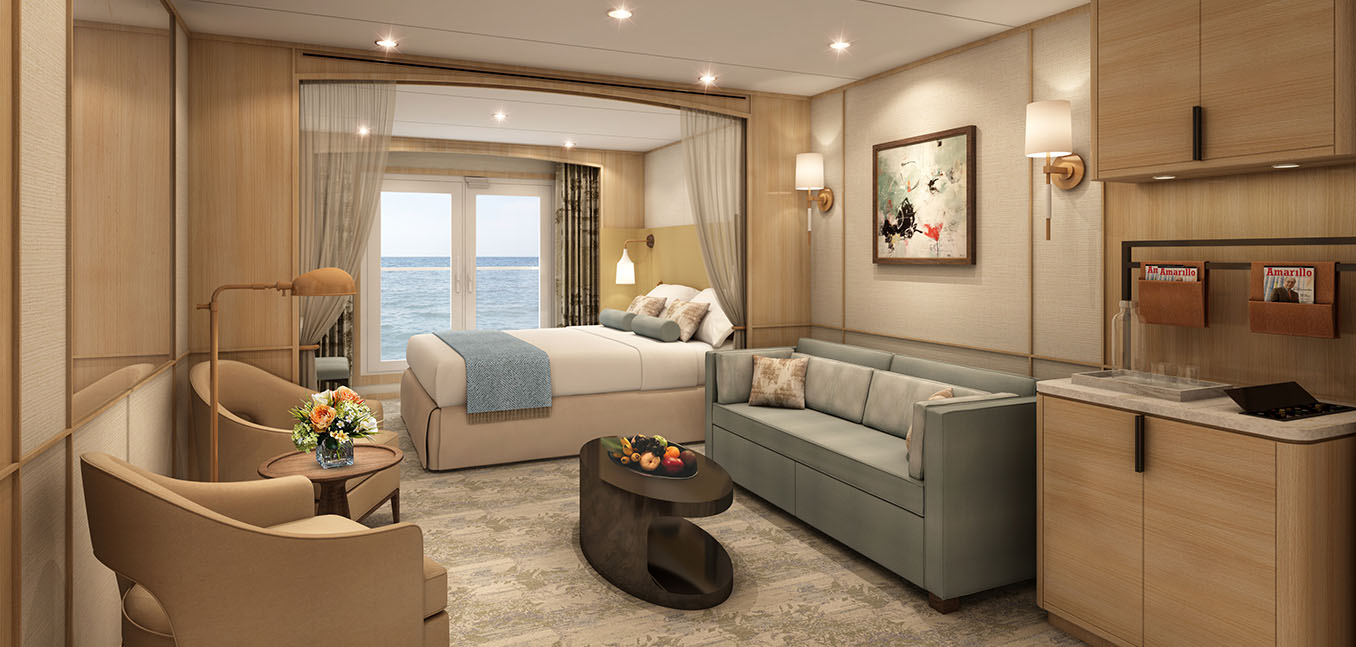 Windstar Cruises cruise ship extension