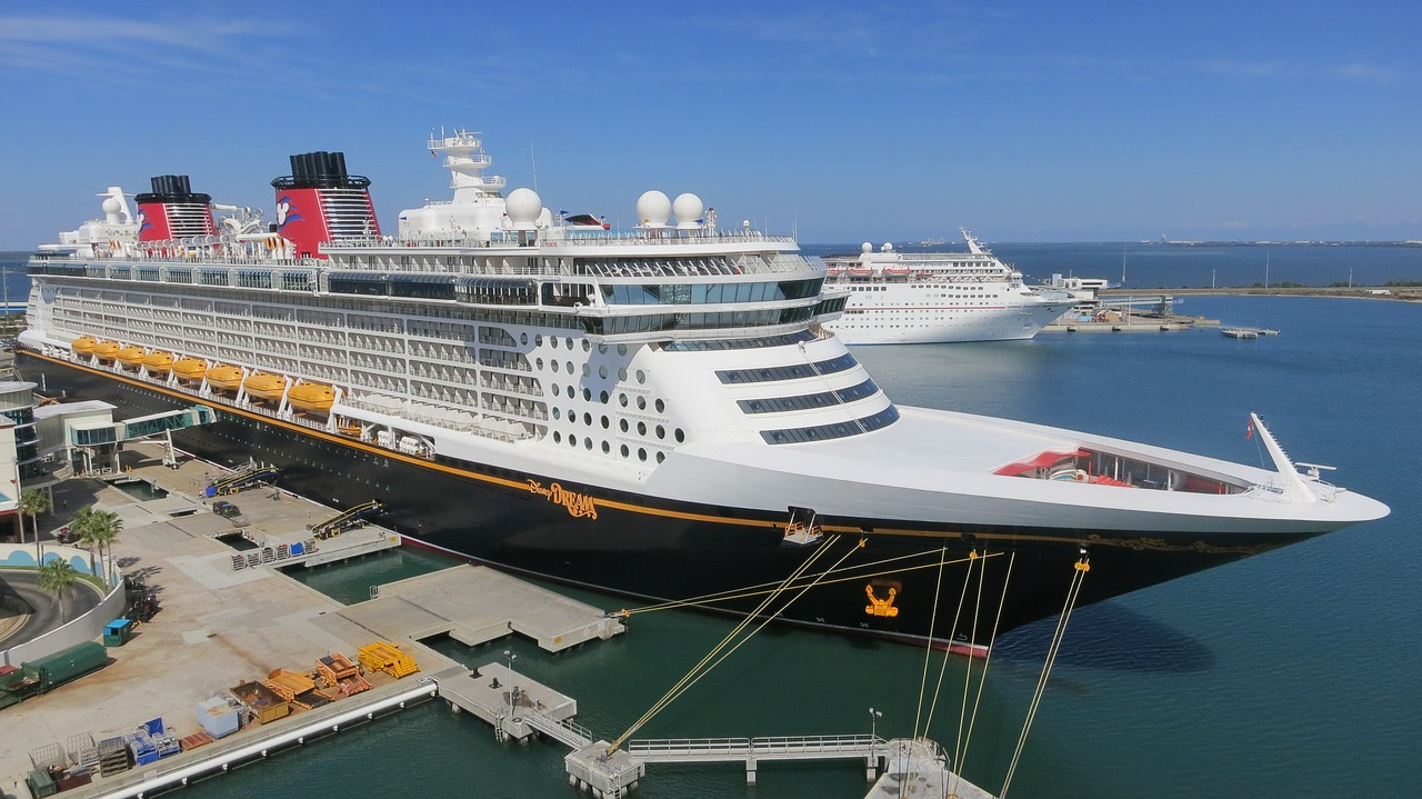 Disney Cruise Line Fleet