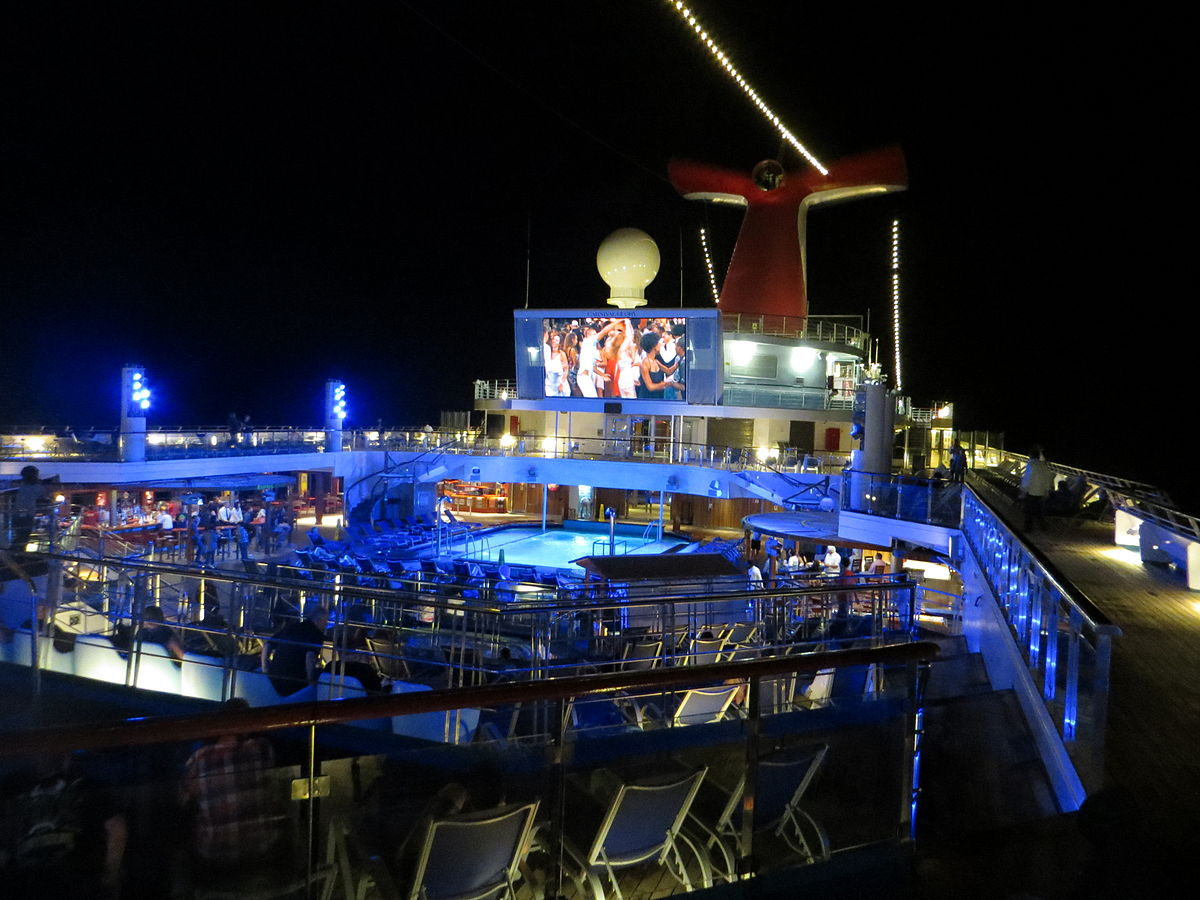 8 Facts You Probably Did Not Know About Carnival Glory ...