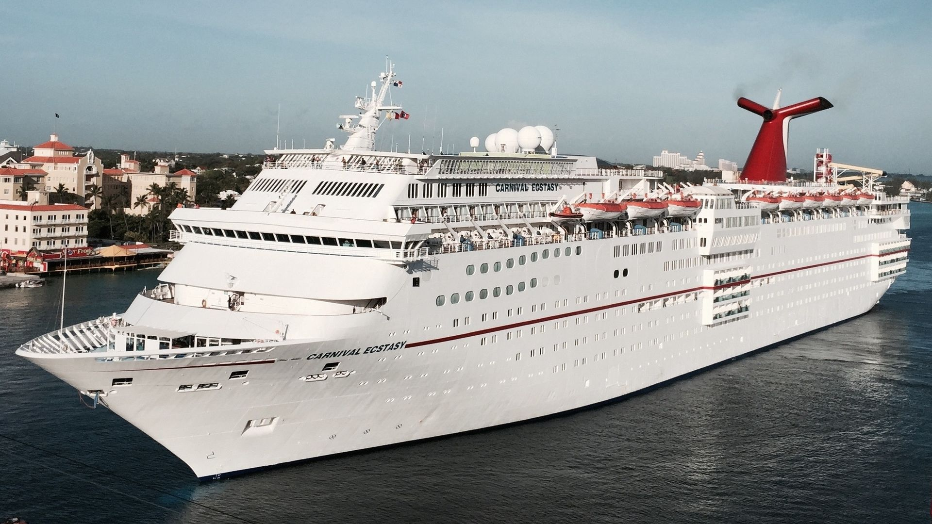 UPDATE. Cruise ships for sale: Carnival Cruise Line   CruiseBe