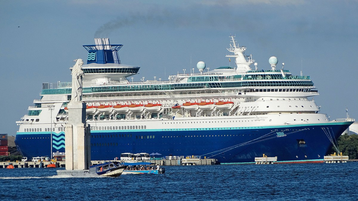 Is Royal Caribbean Cruises Ltd Going To Sell Its Old Cruise Ships - Zenith cruise ship itinerary
