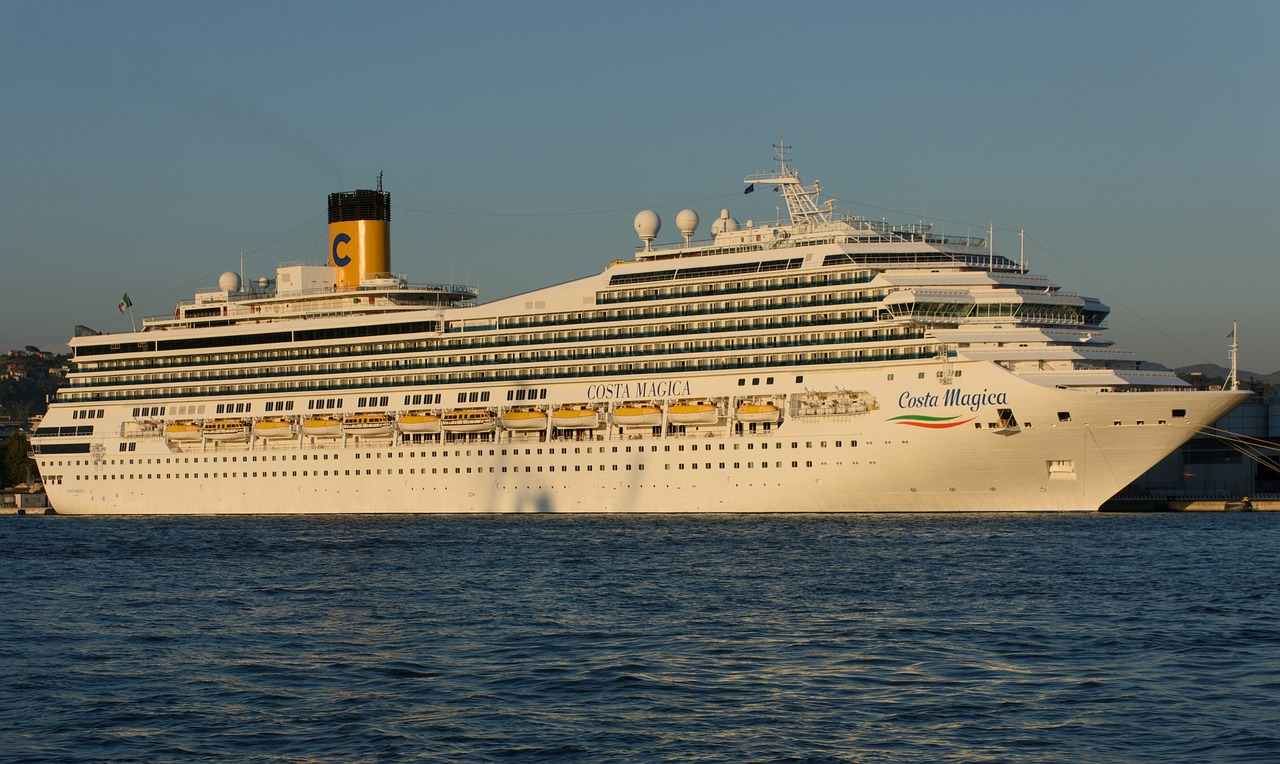 Costa Cruises Ships Fleet