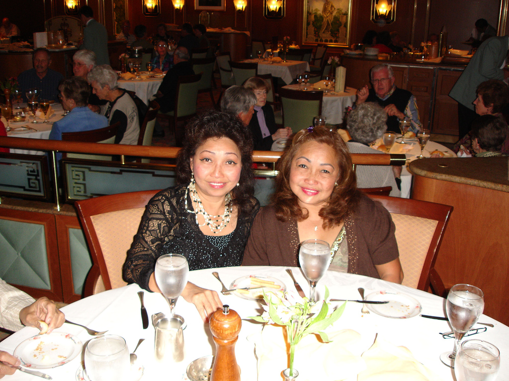 100 Royal Caribbean Dress Code Dining Room Voyager Of The