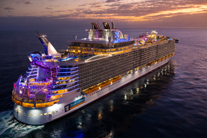 TOP 10 Largest Cruise Ships 2019