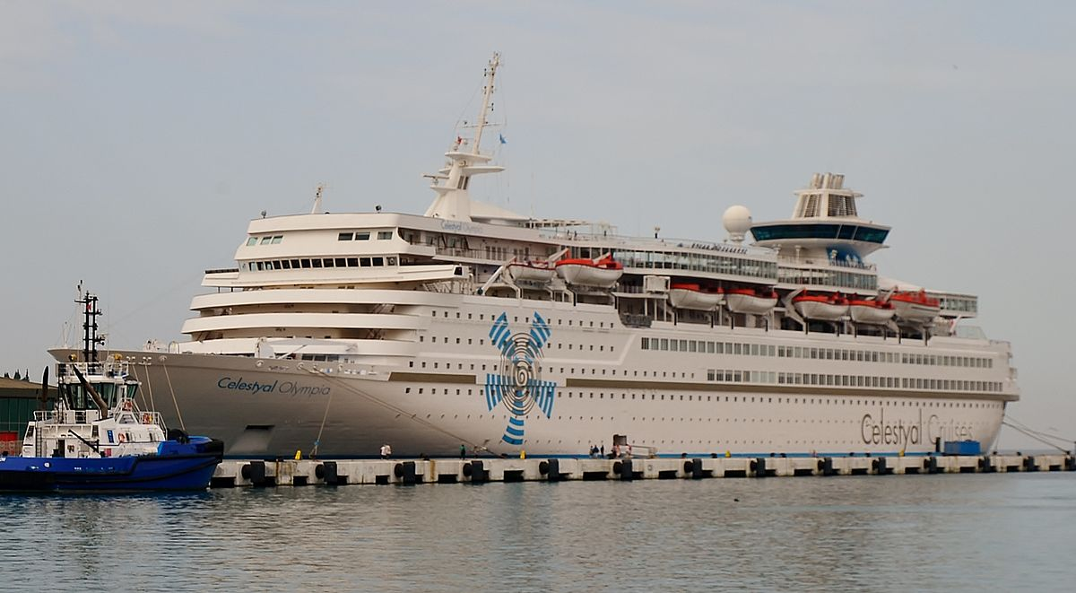 old cruise ships for sale