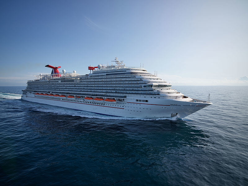 Carnival Cruise Line new cruise ship