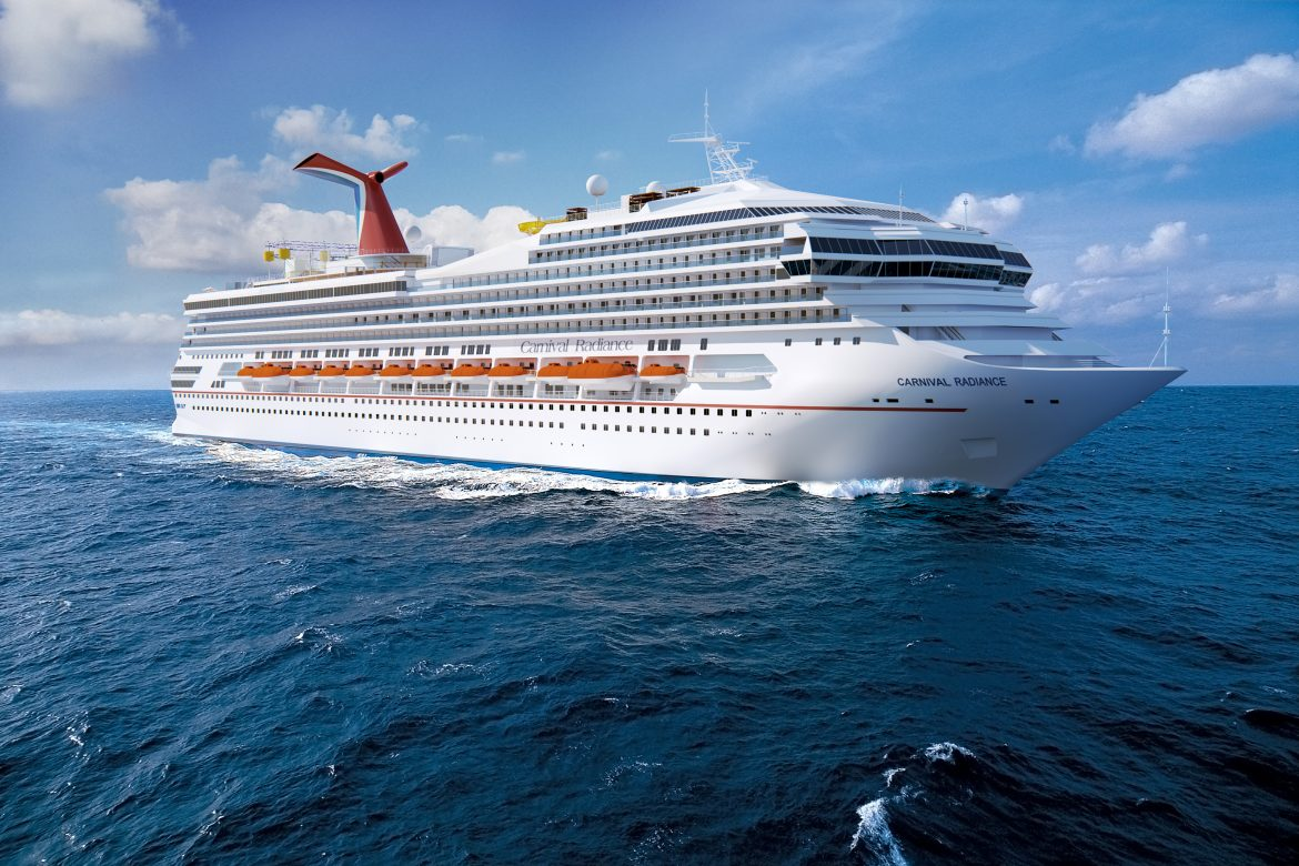 Carnival Victory Carnival Radiance