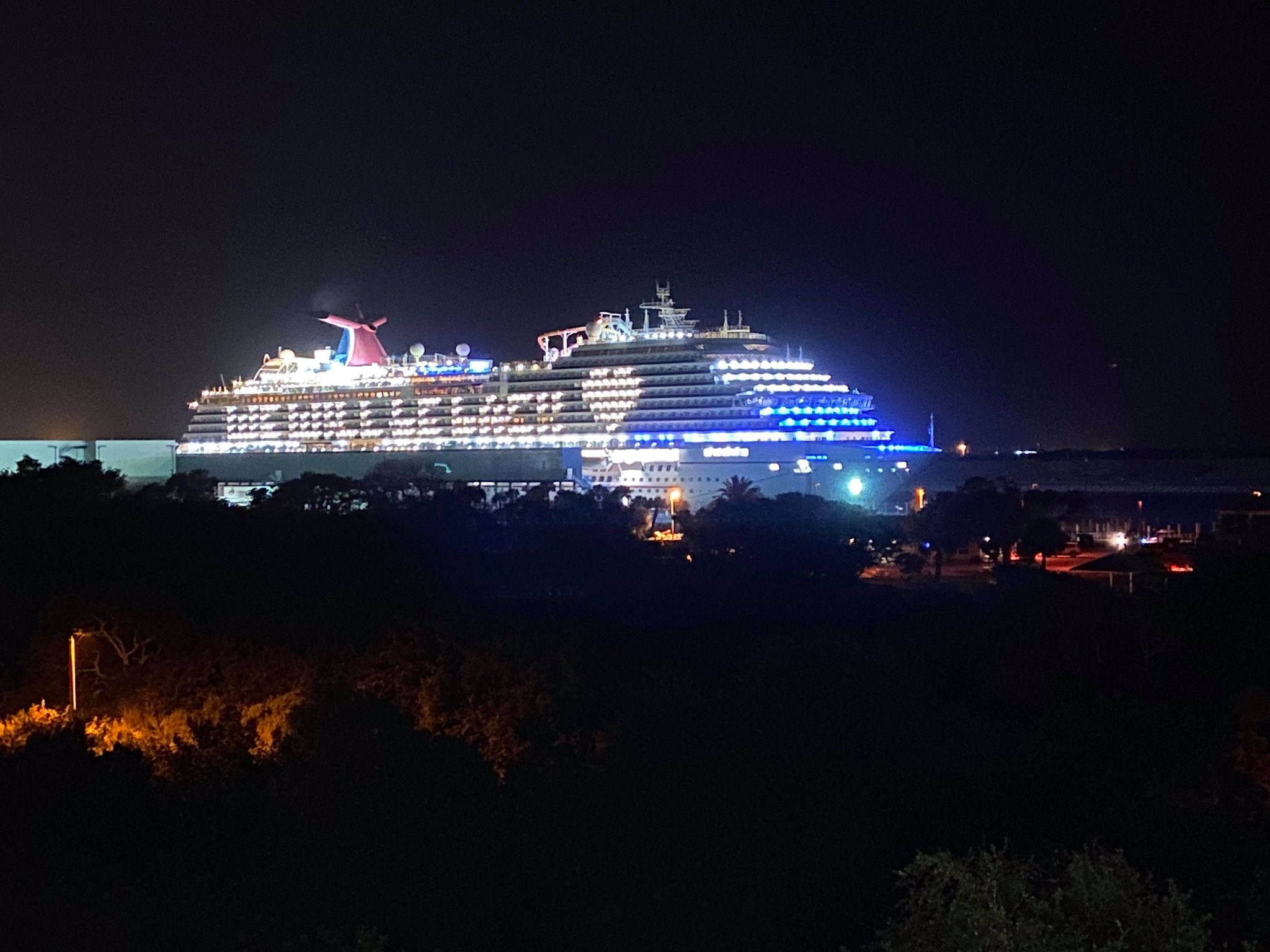 Cruise cancellations