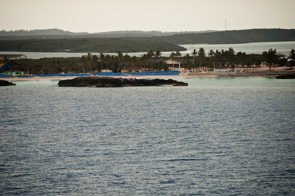 Great Stirrup Cay cruise port