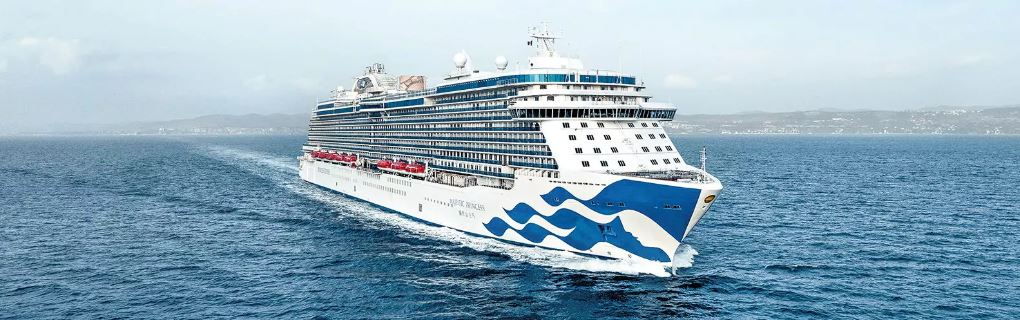 Majestic Princess Cruise Ship
