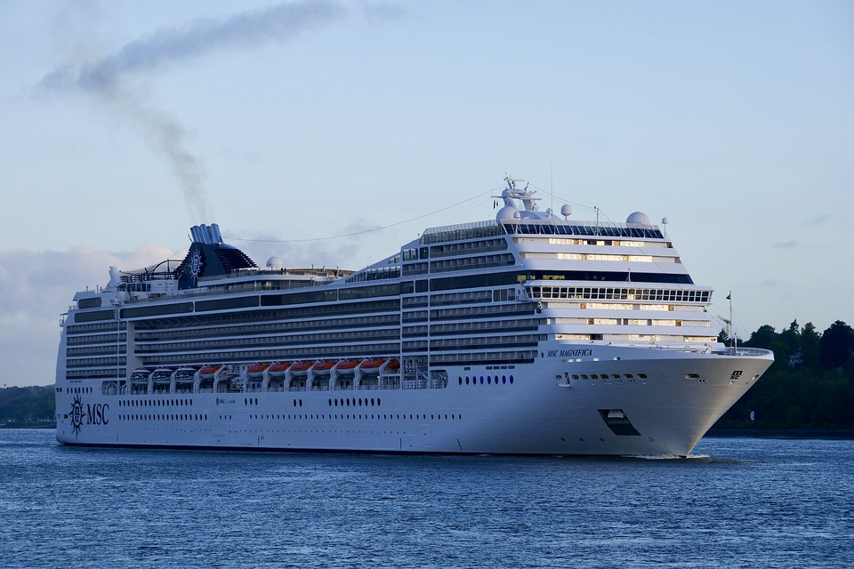 MSC Magnifica cruise ship extension