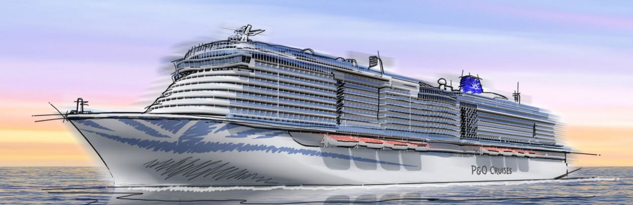 Second Revolutionary Cruise Ship Will Join PO Cruises Fleet In - P and o cruises ships