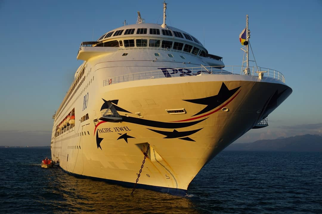 Pacific Jewel cruise ship leaves fleet