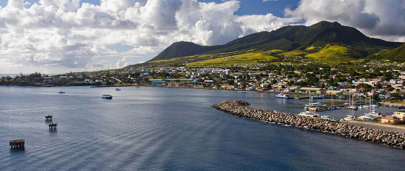 Basseterre, St. Kitts © cjuneau/Flickr/CC BY 2.0