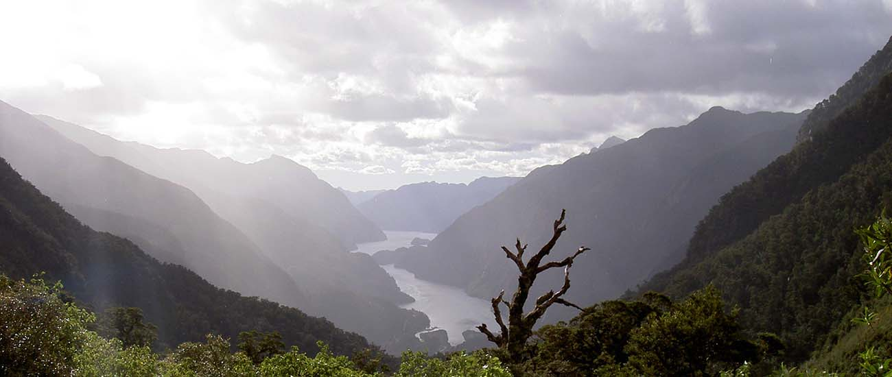 Doubtful Sound, New Zealand © Kiwi-Wings/Flickr/CC BY 2.0
