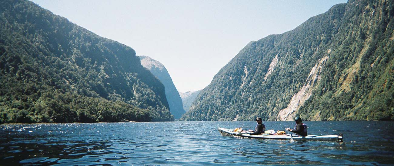 Doubtful Sound, New Zealand © Steve Cadman/Flickr/CC BY-SA 2.0