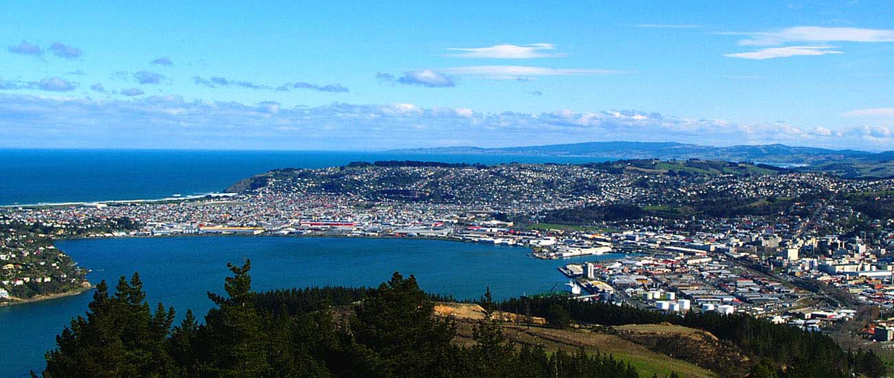 Dunedin, New Zealand © Ulrich Lange/Wikipedia/CC BY-SA 3.0