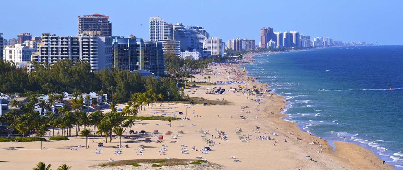 Fort Lauderdale, FL © Daniel Dudek-Corrigan/Flickr/CC BY 2.0
